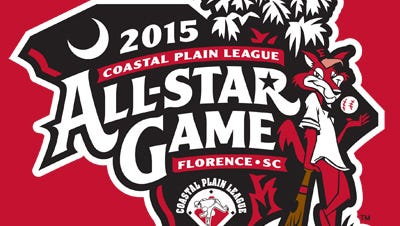 The Coastal Plain League All-Star game will be held Monday in Florence, S.C.