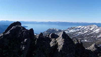Because 87 percent of Lake Tahoe's watershed is under federal control, Washoe County was eligible for the federal funding.