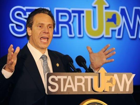 Cuomo Start-Up NY