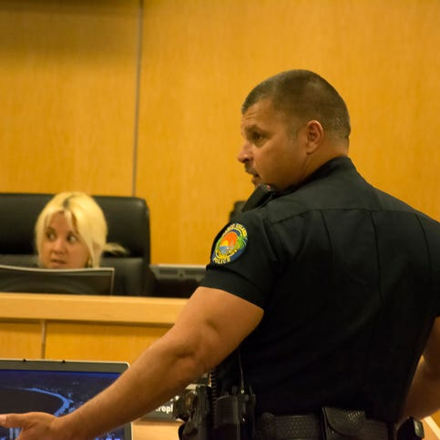 Marco Island fires police officer caught up in sex scandal