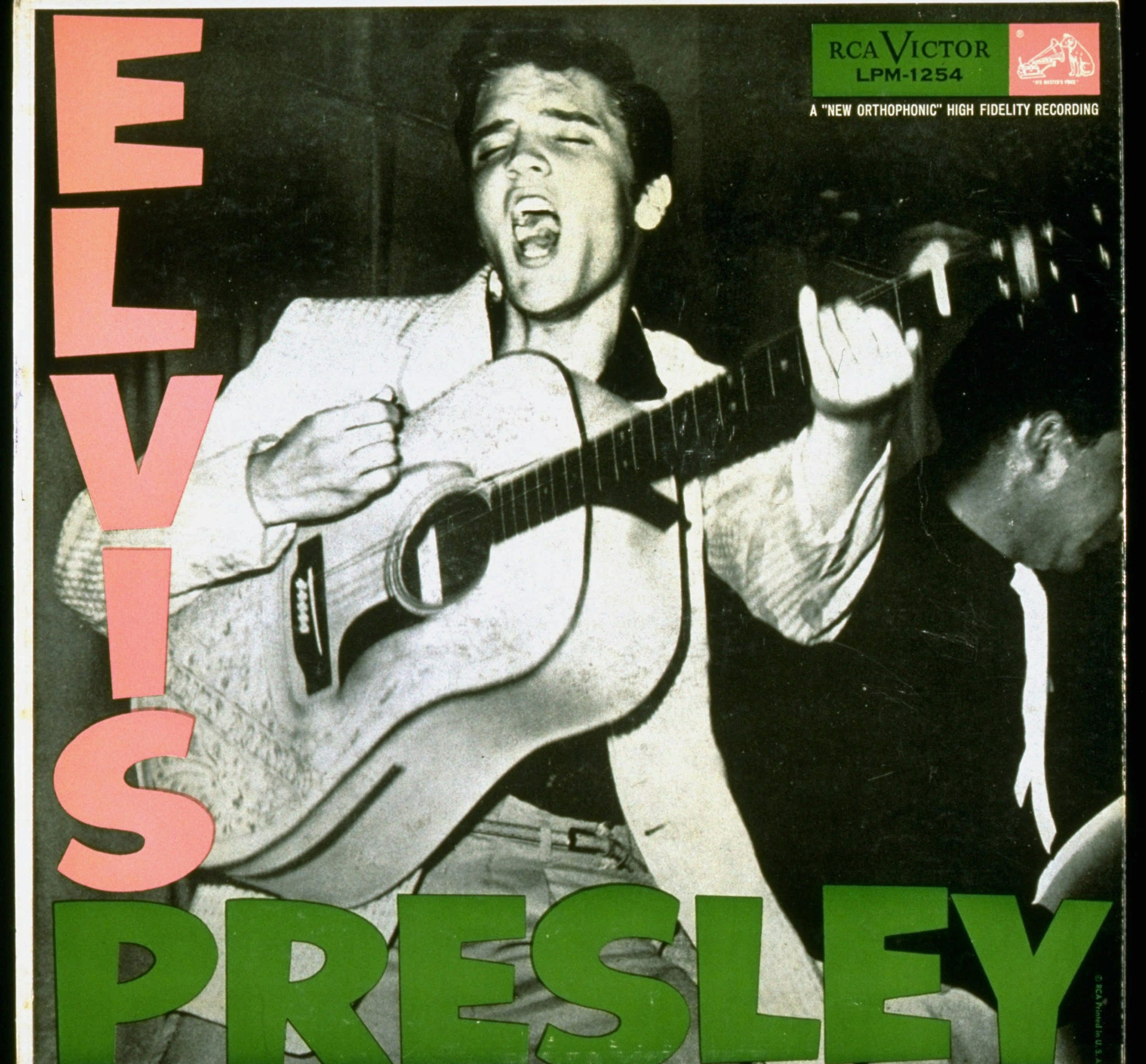 126 | Charted albums. That total includes 10 No. 1s on the 'Billboard' album chart. The first was 1956's 'Elvis Presley,' and the most recent was 2002's 'Elv1s: 30 #1 Hits.'
