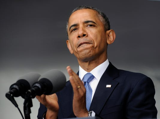 Obama: Not every problem has military solution