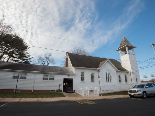 Groome United Methodist Church leaders say the sale of 135 acres of farmland will fund a new church to be built somewhere else near Lewes.