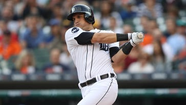 Tigers centerfielder Mikie Mahtook the most interesting first-half surprise
