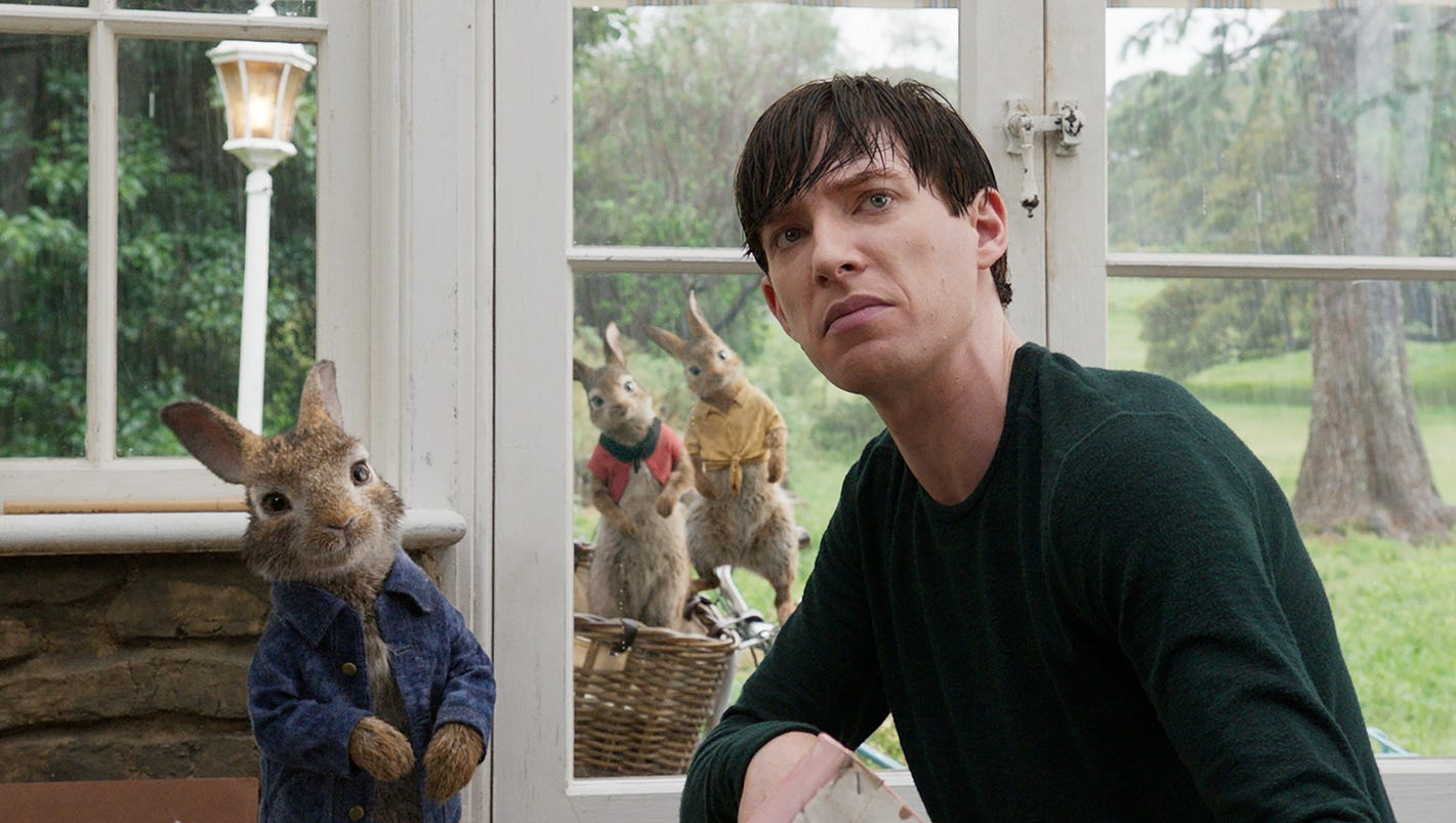 'Peter Rabbit' filmmakers apologize for making light of ...