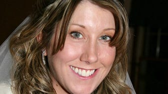 Jennifer Williamson, pictured, a teacher at East Brook Middle School in Paramus, was one of two people killed in a deadly bus crash on May 17, 2018.