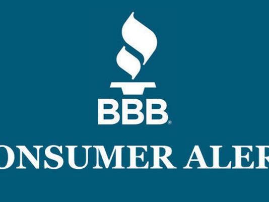 BBB Consumer Alert