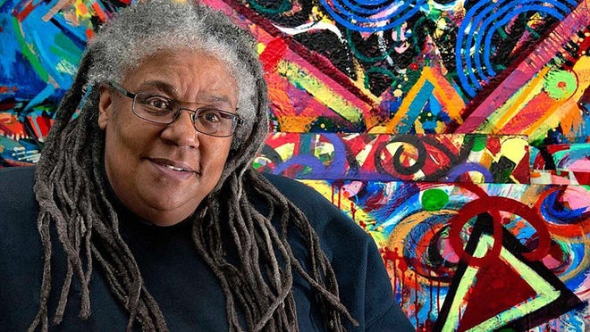 The Gilda Awards were named to honor artist Gilda Snowden, who died unexpectedly last year. She was a champion of young artists.
