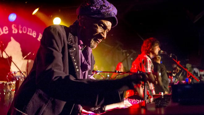 Bernie Worrell, founding member of Parliament Funkadelic, performs at The Stone Pony in Asbury Park as part of last year's Asbury Park Music In Film Festival.