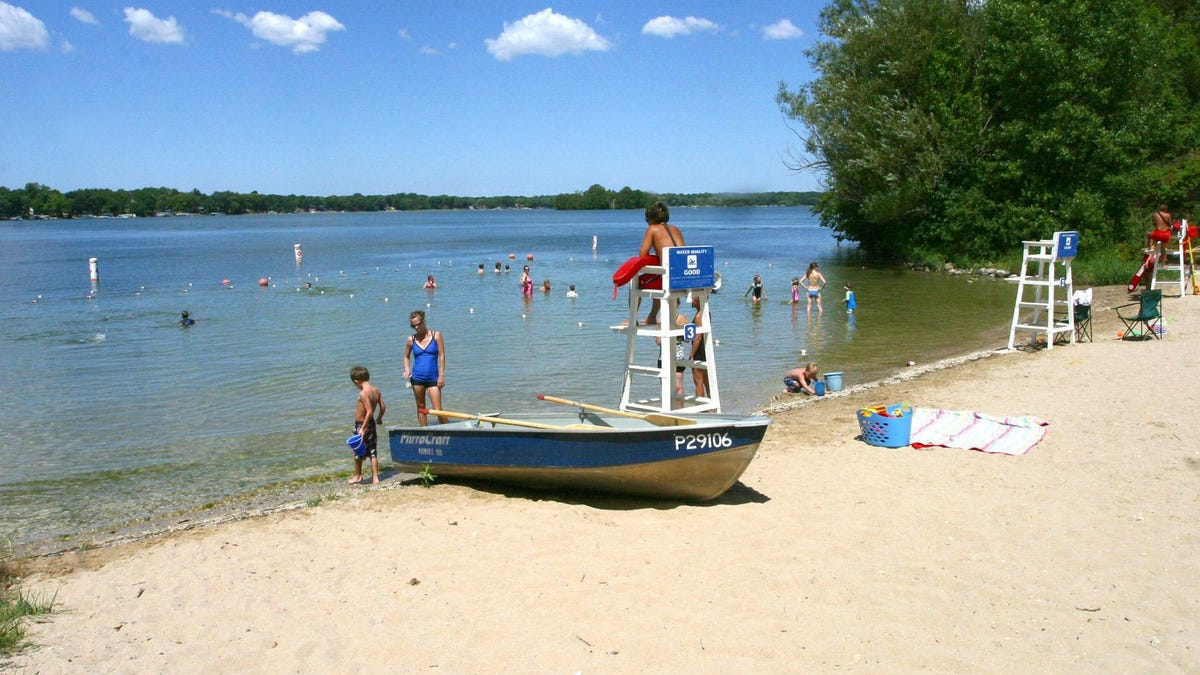 Five Places To Swim And Sun In Waukesha County This Summer