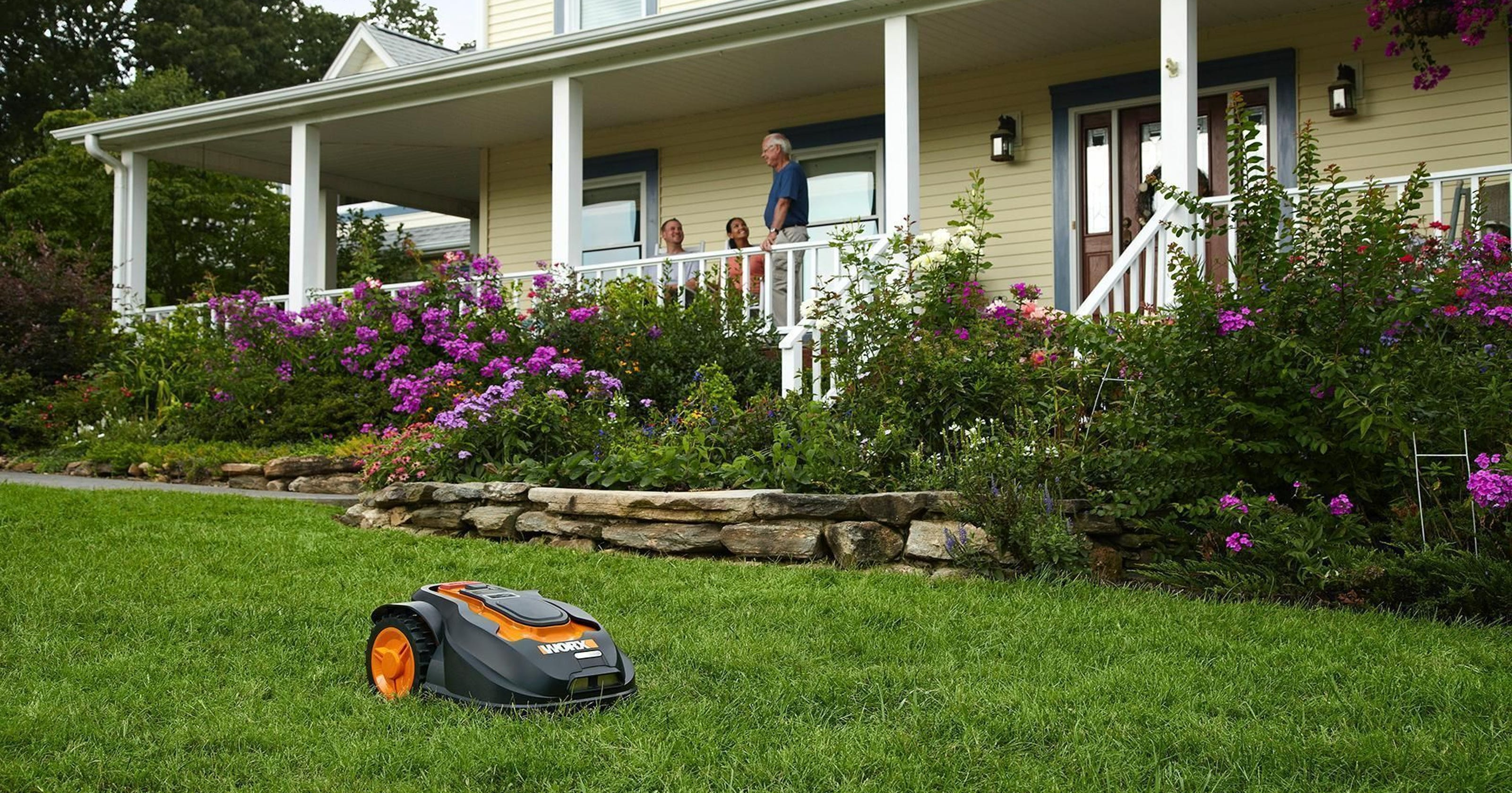10 gadgets that will do gardening and yard work for you