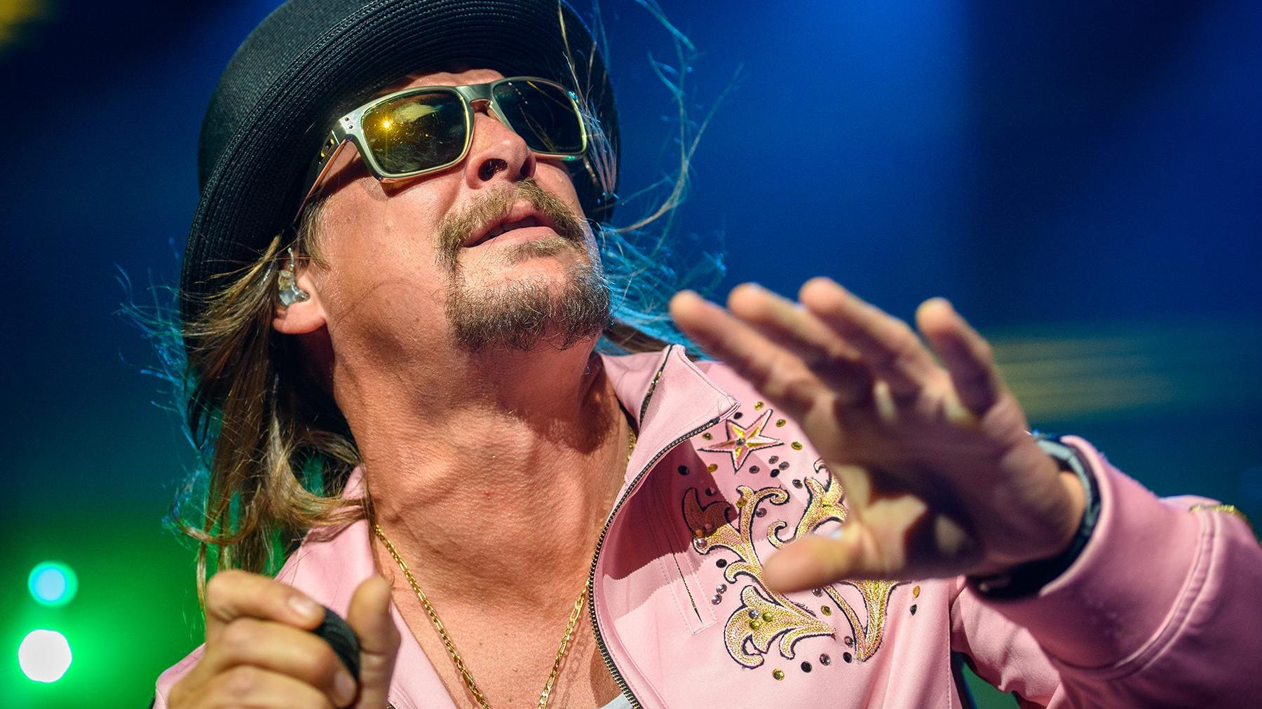 Kid Rock tribute: Rock shares 'Rock Steady' memory