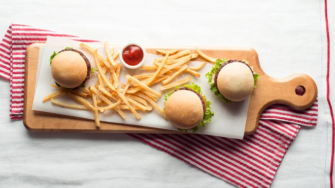 ConAgra has several meat alternative products, including Gardein's Ultimate Beefless Sliders.