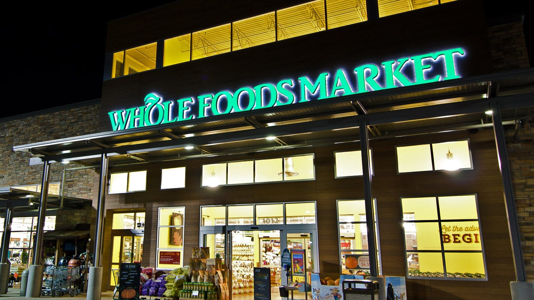 Coronavirus workplace conditions spur protests at Whole Foods, Amazon