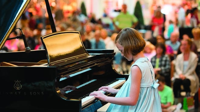 The 9th annual MusicThon event at The Gardens Mall Dec. 21 raised more than $10,000 to send South Florida children and families to the Camp VITAS family bereavement camp in Fort Lauderdale.