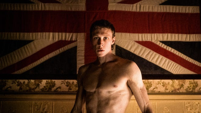 George MacKay stars as the legendary outlaw Ned Kelly