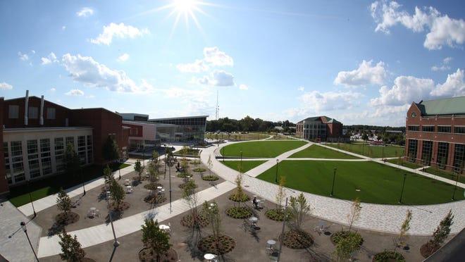 Rowan College at Burlington County.
