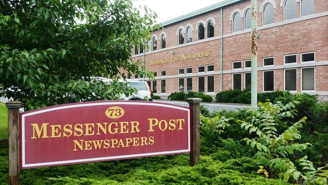 While the roughly 38,000-square-foot property at 73 Buffalo St. in Canandaigua housing Messenger Post Media is for sale, the Daily Messenger isn't going anywhere.