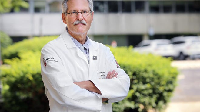 Rhode Island Hospital epidemiologist Dr. Leonard A. Mermel says that maintaining a low COVID positivity rate is the key factor in whether schools can safely bring students back to classrooms.