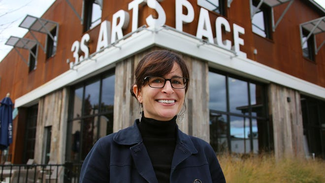 Beth Falconer, the executive director of 3S Artspace in Portsmouth, has announced the non-profit's Community Virtual Event Grant for six area non-profit organizations.