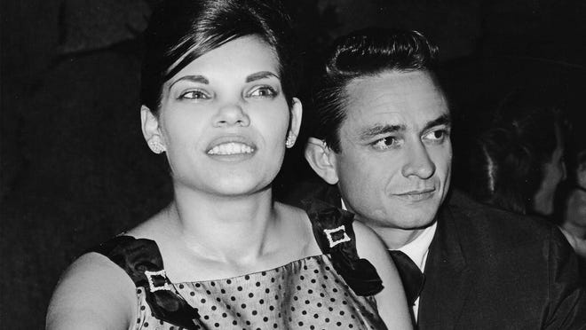 "Johnny Cash's first wife Vivian Liberto is the focus of the documentary ""My Darling Vivian."""