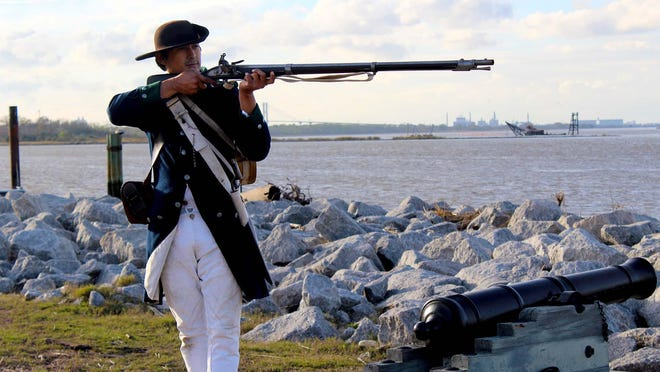 """On Saturday, Old Fort Jackson will host many Revolutionary War themed activities for its """"A Family Fourth"""" event."""