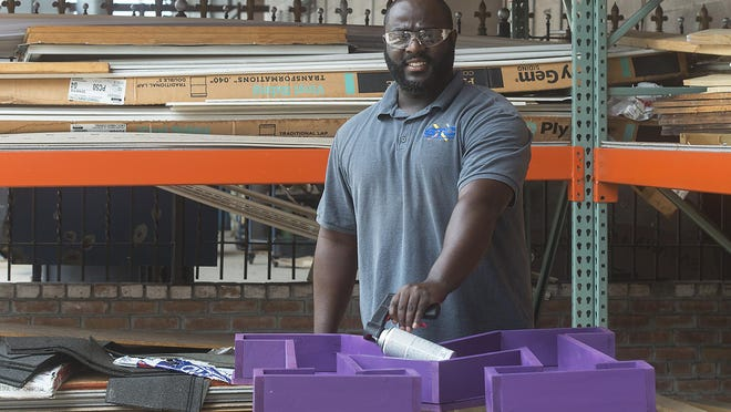 Savannah Technical College Construction Management student Zebulon Floyd was awarded a $2,500 scholarship from Fine Homebuilding.