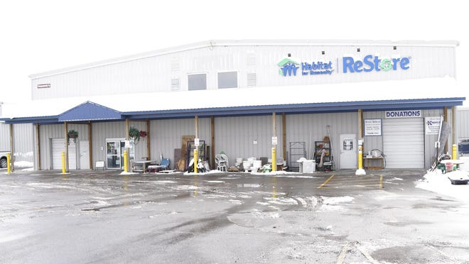 Habitat for Humanity ReStore of Lenawee County is at 1025 U.S. 223.