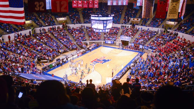Tech packed the TAC last year against Marshall with its largest crowd since 1985. The Bulldogs expect a another big turnout for today's game.
