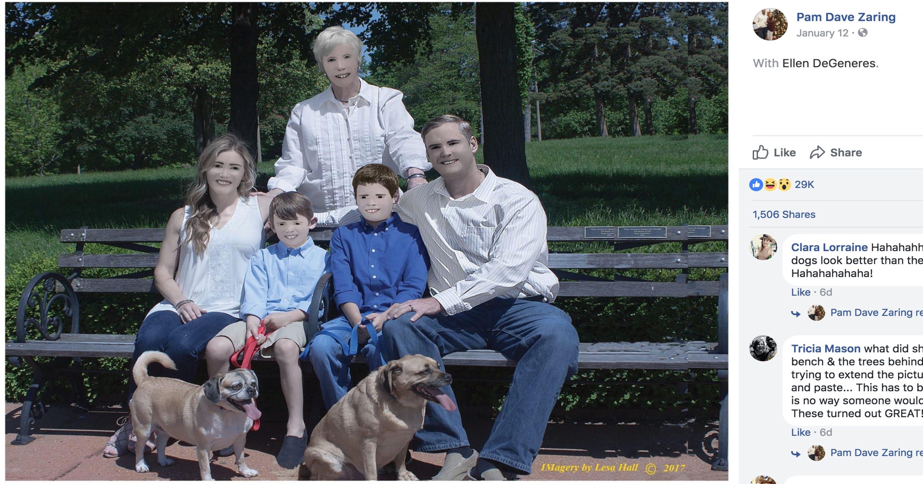 Hilariously Botched Family Photos Are No Joke