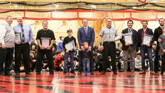 Region 5 Wrestling Hall of Fame inductees