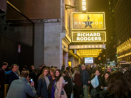 """Hamilton"" is a bona fide pop culture phenomenon. With"