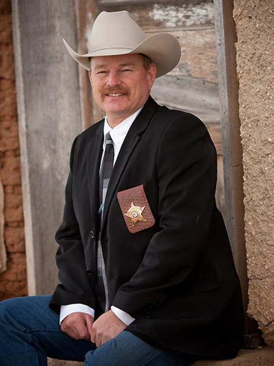Sheriff Robert Shepperd