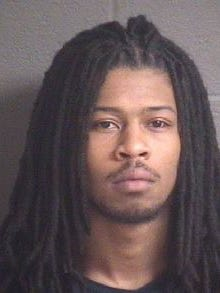 Derrick Jamil Edwards of Weaverville is in custody for the shooting a an 18-year-old at the Dollar General on Friday, January 19.