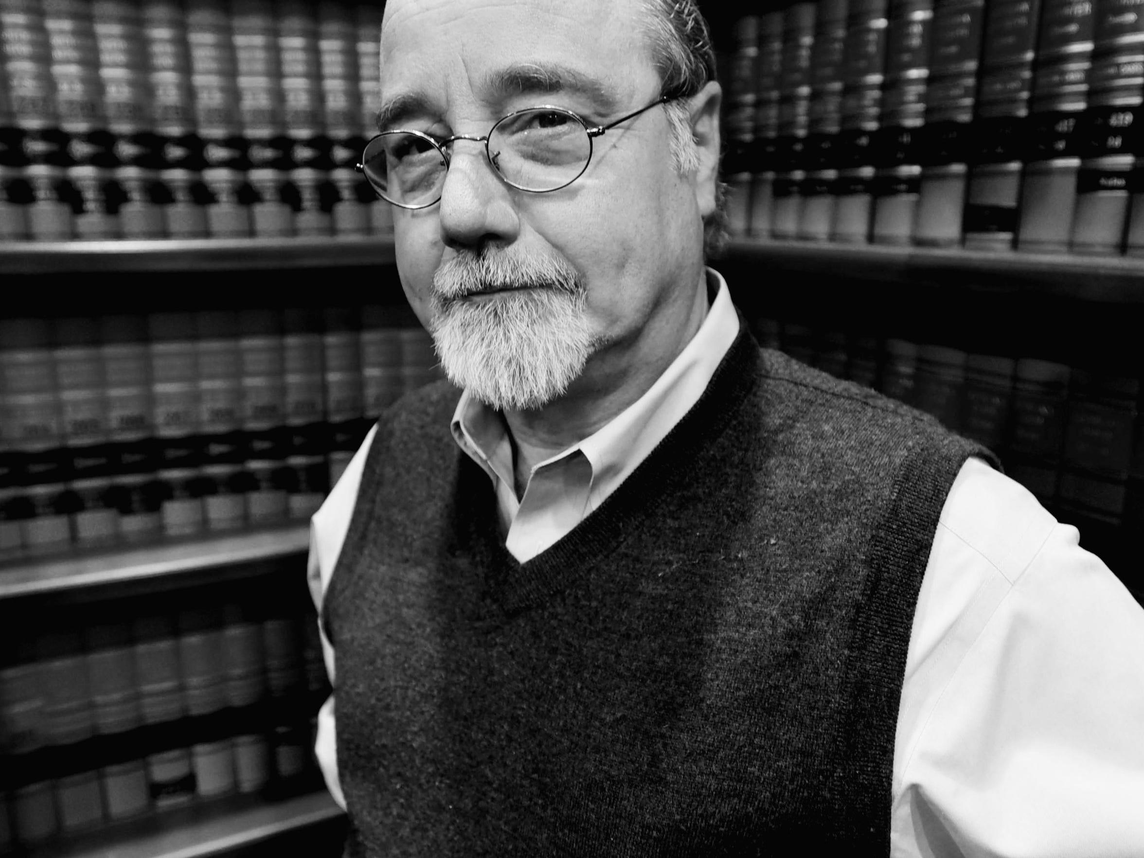 Peter Flowers, a criminal defense attorney in Shreveport,