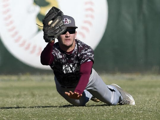 High School Baseball: Astronaut at Melbourne Central Catholic