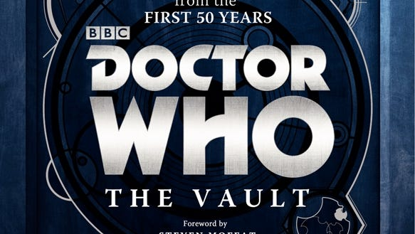 This week five Pop Candy readers will receive copies of 'Doctor Who: The Vault.'