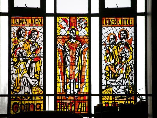 See the master craftsmanship of Sister Trinitas at