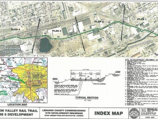 Lebanon Valley Rail Trail Phase 6