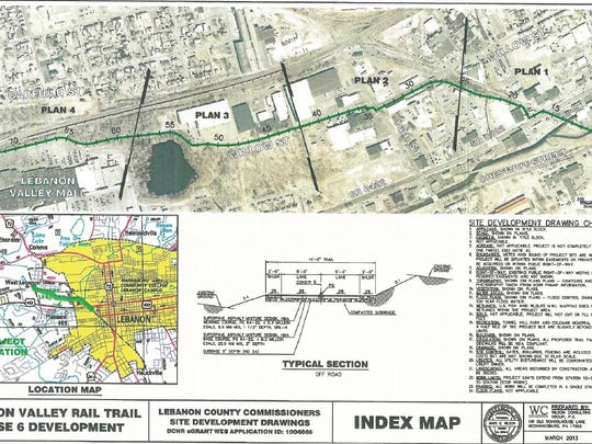 Without a right-of-way from Norfolk Southern, the proposed