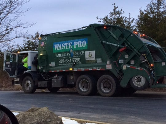 More changes are coming to Buncombe County's trash contract with Waste Pro.