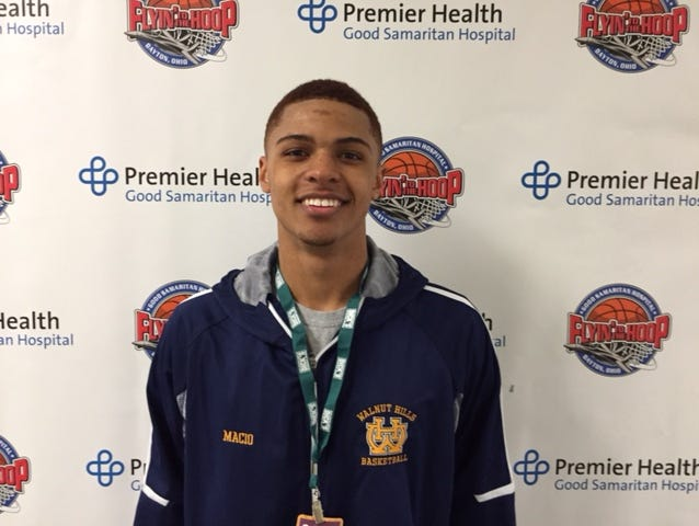 MaCio Teague plans to visit a few more college programs soon.