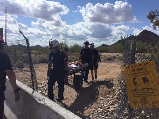 Phoenix mountain rescue