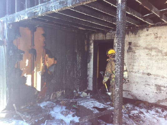 Phoenix family displaced by house fire on Saturday, May 16, 2015