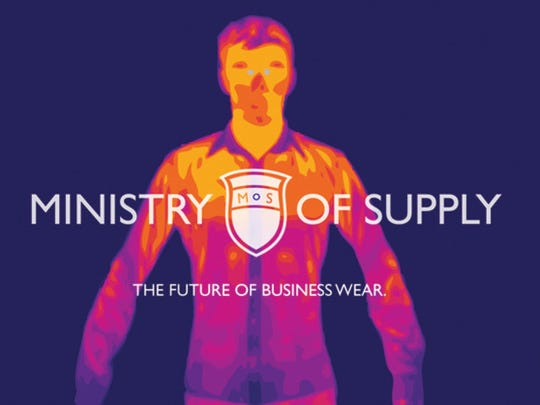 Ministry of Supply, business wear for men.