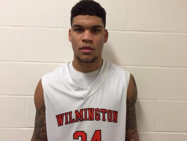 Wilmington senior guard Jarron Cumberland verbally committed to UC earlier today