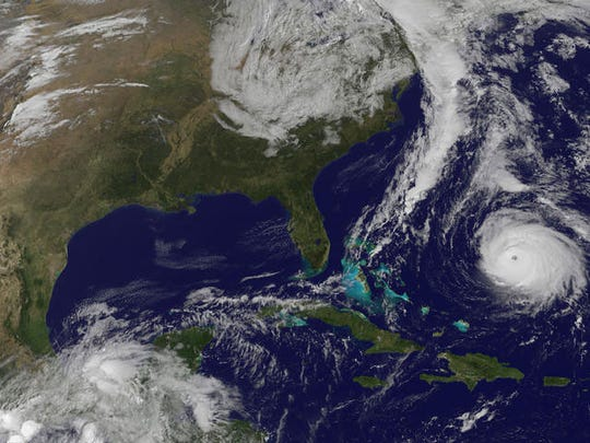 Track the tropics with the National Hurricane Center