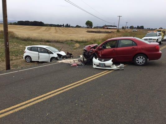 Polk County crash