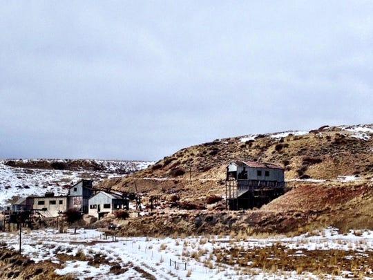 Smith Mine at Bearcreek