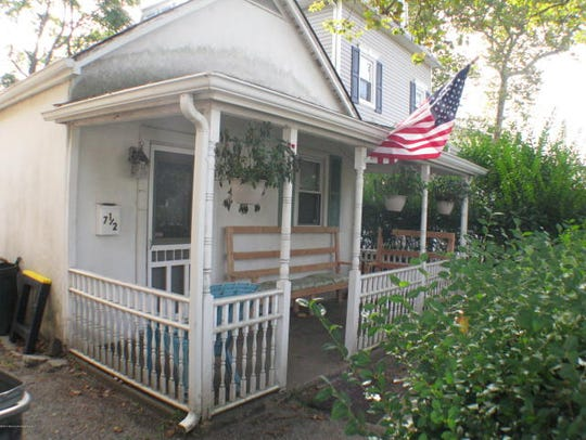 The house in Long Branch where Bruce Springsteen wrote